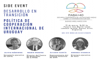 invitación al evento