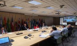 III Reunión de Coordinadores Nacionales y Responsables de Cooperación