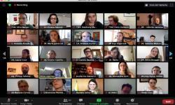 Reunión virtual  EUROCLIMA+