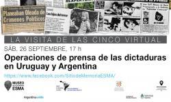 Operaciones de prensa de las dictaduras argentina y uruguaya