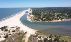 Desembocadura arroyo Solís Chico