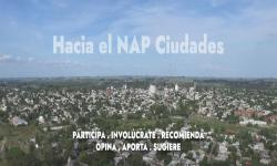 Banner de participación hacia el NAP Ciudades