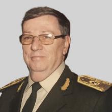 Gral. de Ejército (R) Daniel Castellá