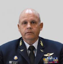 Gral. del Aire Luis Heber de León