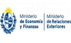 Logos MEF y Relaciones Exteriores
