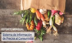 Reporte Mensual Sistema de Precios al Consumidor
