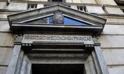 Fachada del Ministerio de Economía y Finanzas
