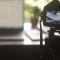 cámara filmando pc
