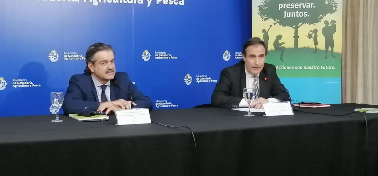 Participación de Uruguay en seminario