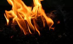 Leña y fuego