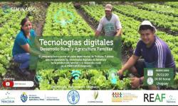 seminario TICs desarrollo rural y agricultura familiar