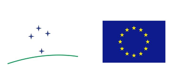 Logos de Mercosur y Uniòn Europea