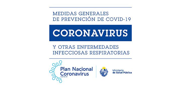 Imagen medidas generales de prevención del Covid-19