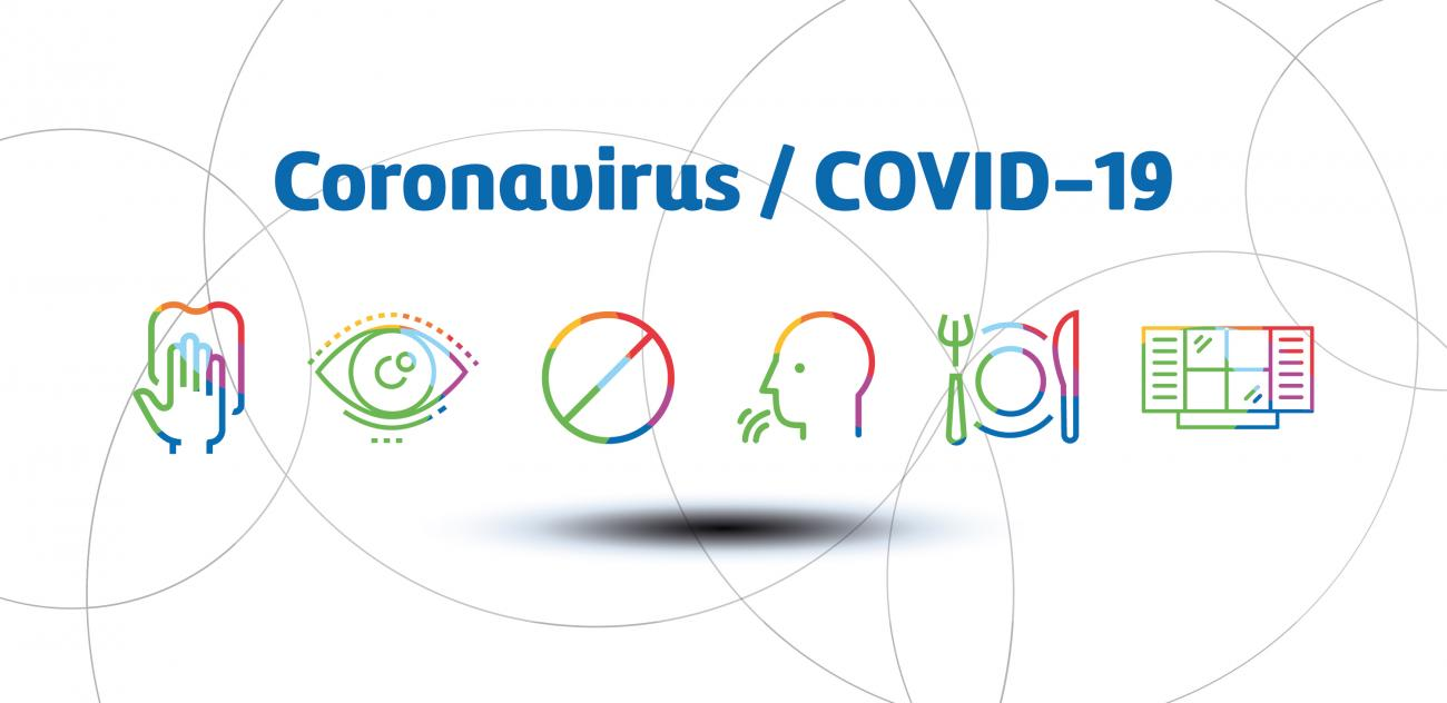 Coronavirus iconos
