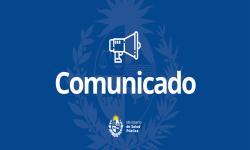 Placa Comunicados