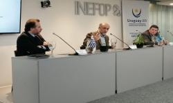Firma de convenio INEFOP Uruguay XXI