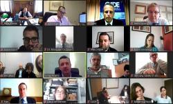 Conferencia virtual CADE