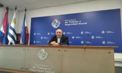 Conferencia del Ministro Pablo Mieres