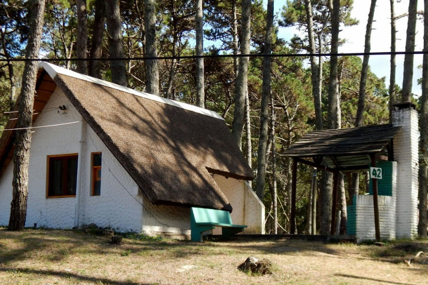 Cabañas Camping Municipal Andresito, Rocha