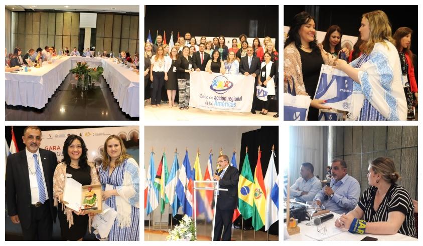 XII Reunión Presencial del Grupo de Acción Regional de las Américas