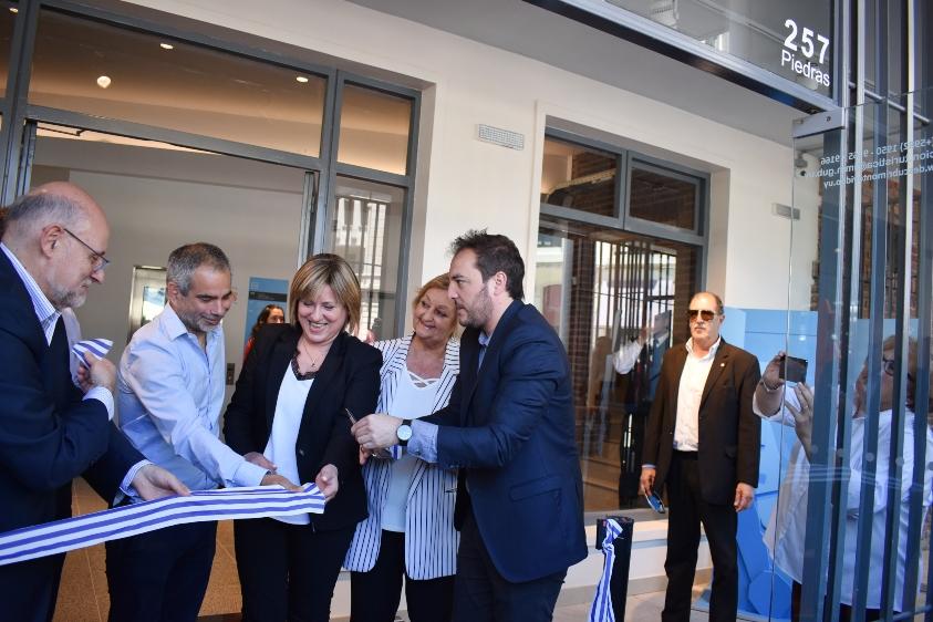 Inauguración Proa al Turismo