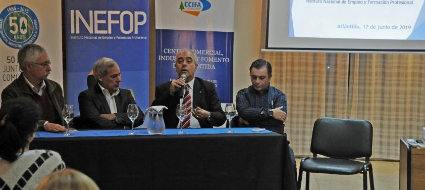 Lanzamiento de cursos para trabajadores de turismo de Canelones
