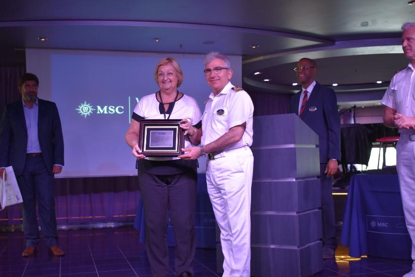 MSC World Cruise 2020