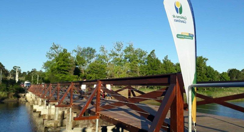 Puente La Floresta - Costa Azul