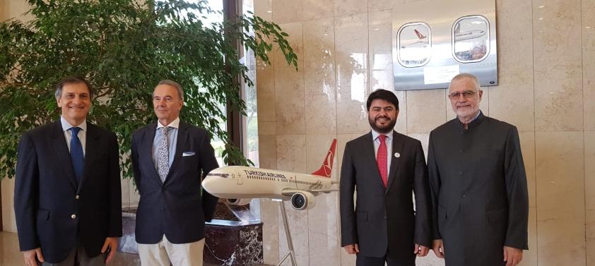 Reunidos en Estambul