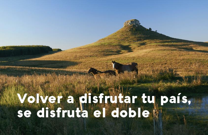 Cerro Batoví en Tacuarembó: Volvé a disfrutar tu país, se disfruta el doble.