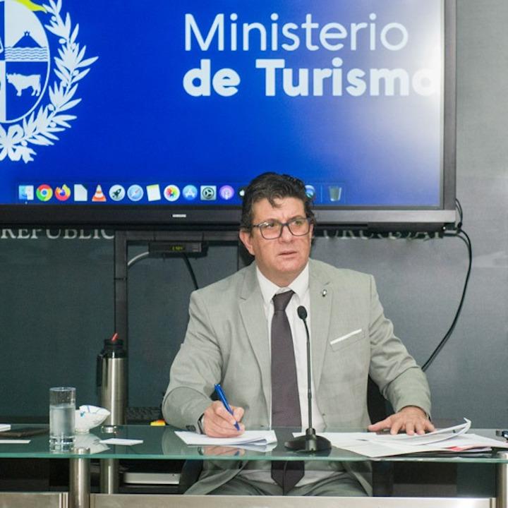 Director General de Secretaría del Ministerio de Turismo, Ignacio Curbelo