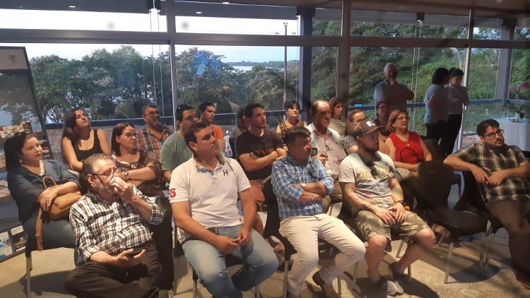 Reunión de preselección de proyectos en Bella Unión