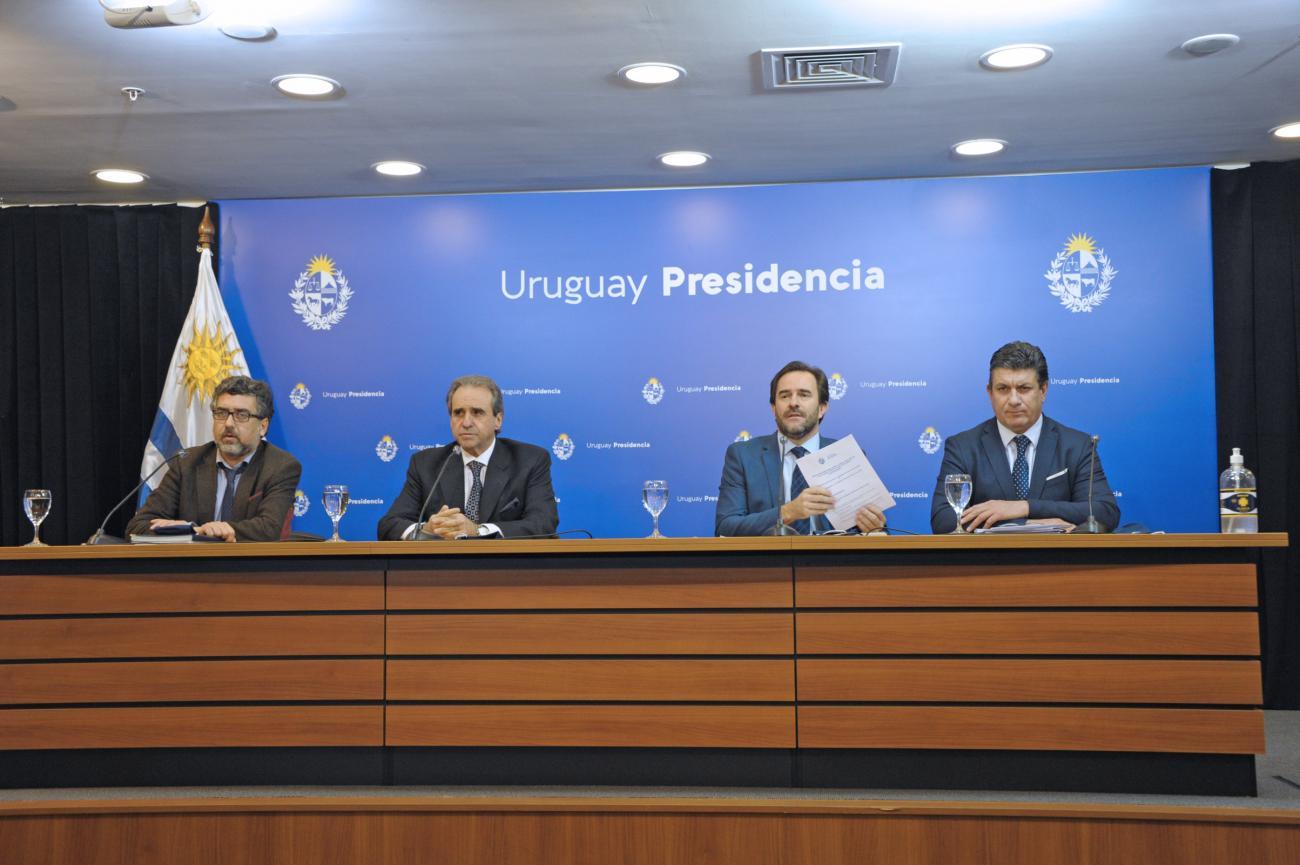 Jerarcas Ministerio de Turismo