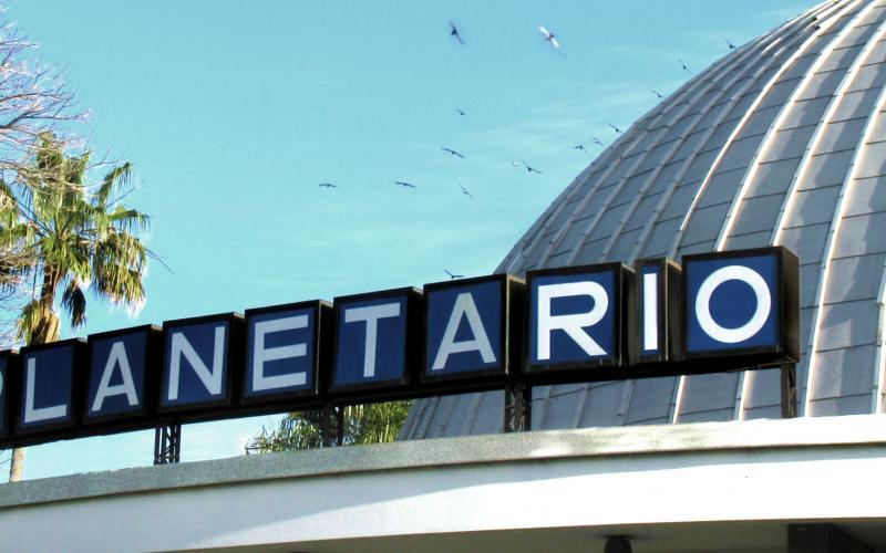 Planetario Municipal de Montevideo - Foto de Archivo