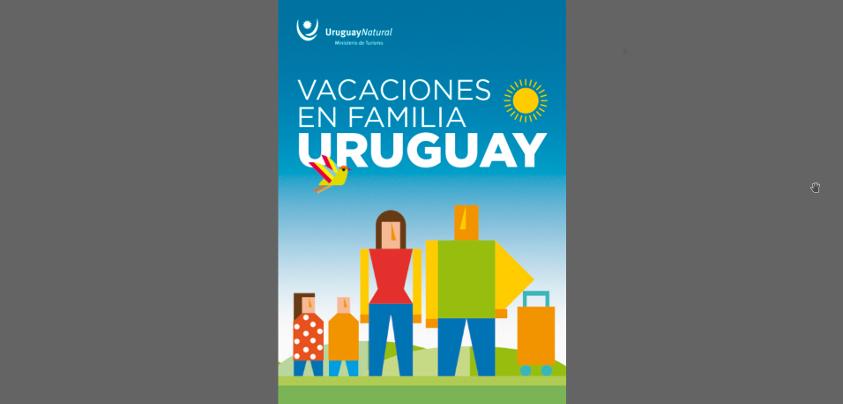 Vacacionar En Uruguay Con Niños Es Más Fácil Ministerio De