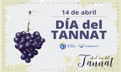 14 de Abril: Día de celebración del Tannat