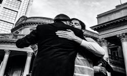 """Premio Cominal, Gabriela de Boni, por su foto """"Tango""""."""