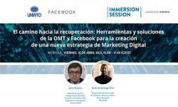 Webinar de OMT y Facebook hacia una nueva estrategia de Marketing Digital