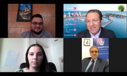 Webinar Viceministro Remo Monzeglio de Presentación de Uruguay