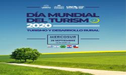 Poster del Día Mundial del Turismo