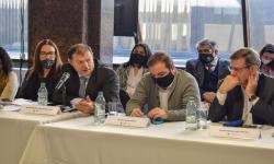 Primera reunión del Consejo Nacional de Género del Instituto Nacional de las Mujeres del período