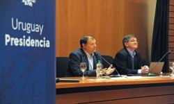 Conrado Ramos y Ricardo Chiesa - Director de Servicio CIvil y asesor