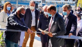 Inauguración primer centro de preegreso del sistema penitenciario