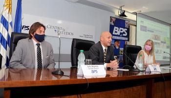 Presentación de plataforma de datos del BPS