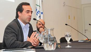 Jefe del Área de Primera Infancia del Sistema Nacional Integrado de Cuidados, Gabriel Corbo