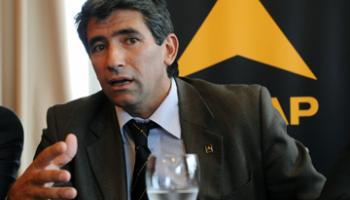 Presidente de ANCAP, Raúl Sendic