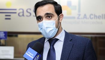 Subsecretario de Salud Pública, José Luis Satdjian