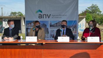 Autoridades de Vivienda abren llamado para culminar obra sobre avenida Giannattasio