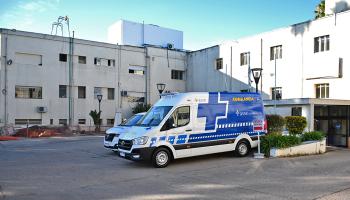 Ambulancia de ASSE