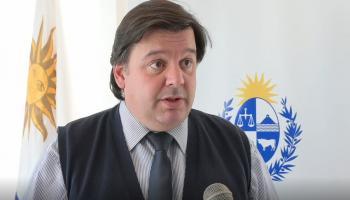 Ministro de Ambiente Adrián Peña
